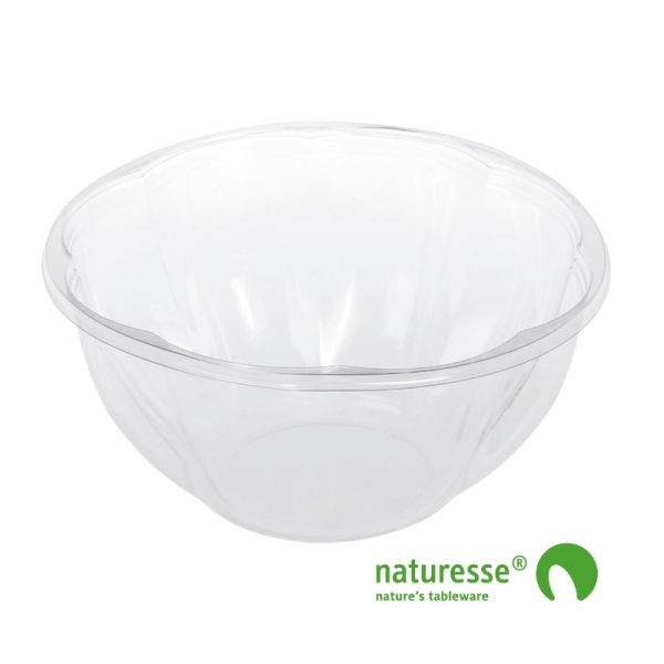 PLA Salatskål (Ø17cm/950ml) - 50 stk pk