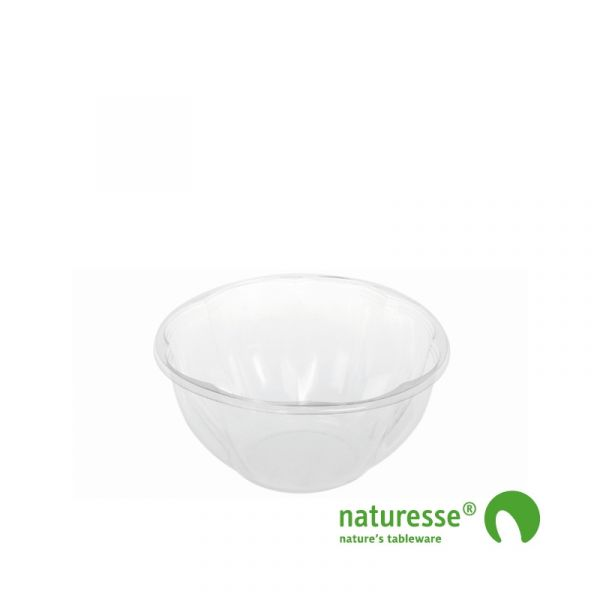 PLA Salatskål (Ø17cm/720ml) - 50 stk pk