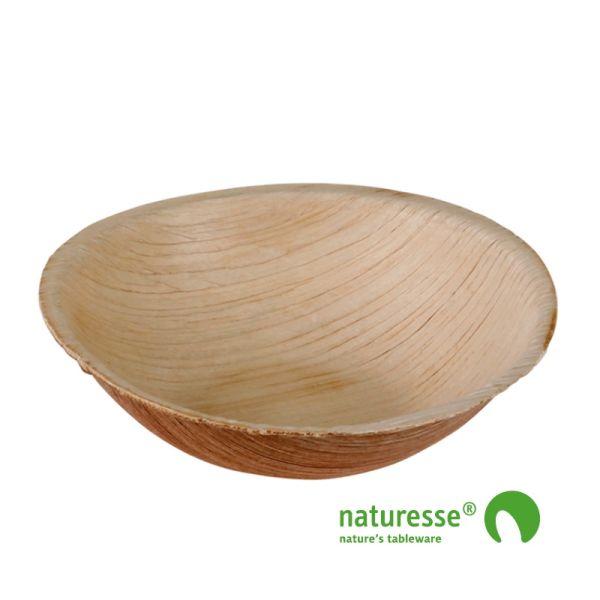 Palmeblad skål (Ø9,5cm) - 25 stk pk *