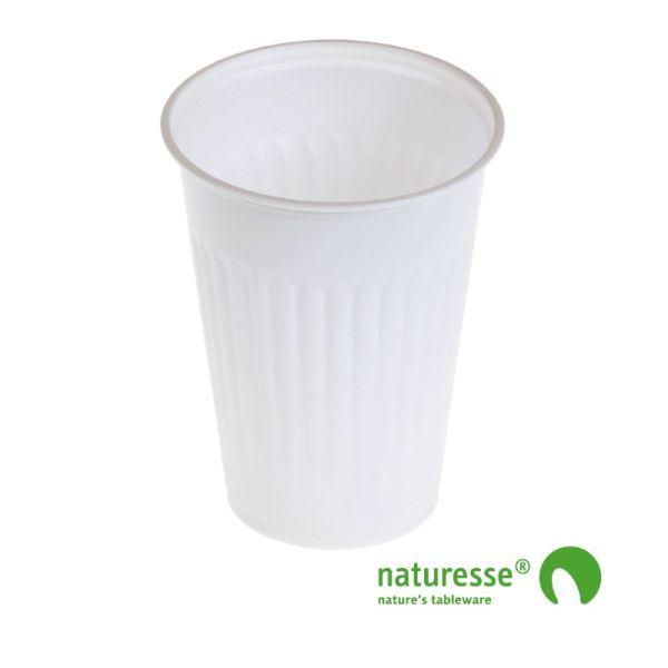 Kaffebæger CPLA, Til Dispenser (1,8dl) - 100 stk pk *