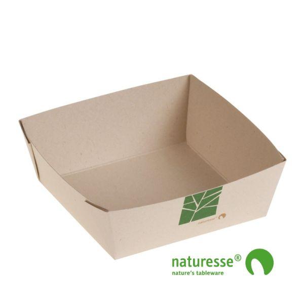 PaperWise Bakke (11,5x11,5x4cm/350ml) - 250 stk krt *