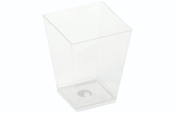 "PLA ""KOVA"" Dessertglas (160ml/5,9x5,9x7,2cm) - 50 stk pk*"