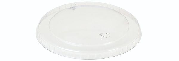 Låg til isbægre, PLA (Ø10,5cm) - 50 stk pk