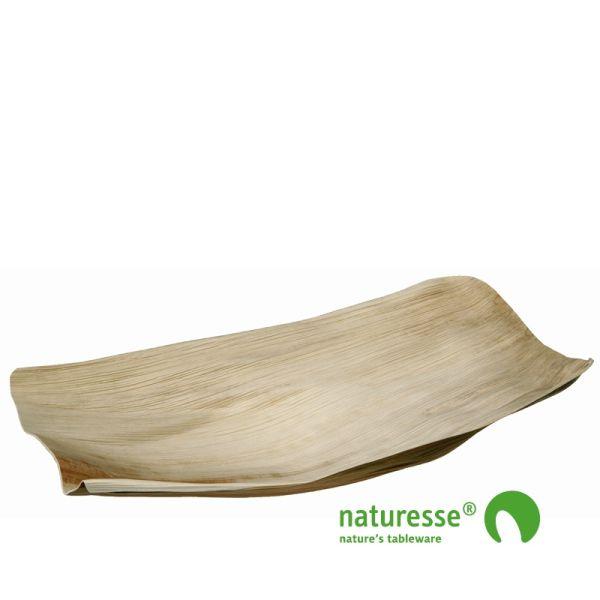 Fad i palmeblad (30x50cm) - 1 stk.