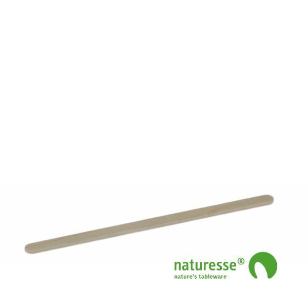 Rørepinde, Træ (11,4cm) - 1.000 stk pk *