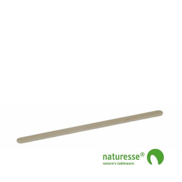 Rørepinde, Træ (16cm) - 1.000 stk pk *